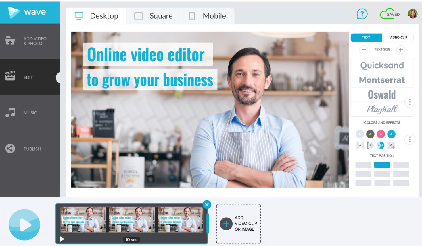 5 Free Online Video Editor No Watermark You Can Try
